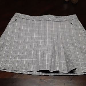 Lady Hagen golf skirt/skort